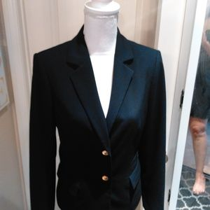 Pants - Modern Cut Black Calvin Klein Pantsuit Sz 10